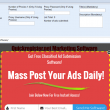 Backpage Easy Ad Submitter 3.4 full screenshot
