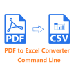 VeryUtils PDF to Excel Converter Command Line 2.3 full screenshot