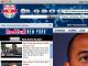 Red Bull New York Soccer Firefox Theme 1.0.1 full screenshot