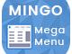 Mingo - Responsive Jquery Mega Menu Plugin 13524 1 full screenshot