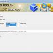 VMDk Data File Recovery Software 3.02 full screenshot