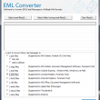 SoftSpire EML Converter 7.0 full screenshot