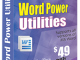 Word Power Utilities 4.6.1.22 full screenshot