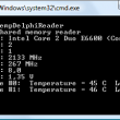 Core Temp memory reader for Delphi 1.1 full screenshot