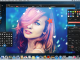 Pixelmator 3.6 full screenshot