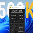 AnyCase App 7.85 full screenshot