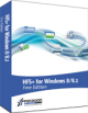 HFS+ for Windows 8/8.1 Free Edition Free full screenshot