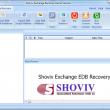 EDB Recovery 3.5 full screenshot