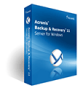 Acronis Backup and Recovery 11 Server for Windows 11 full screenshot