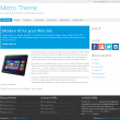 Orchard Metro Theme 0.6.0 full screenshot
