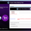 Aryson Yahoo Backup Tool 19.0 full screenshot