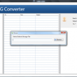 GainTools PST to MSG Converter 1.0.1 full screenshot