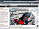 NASCAR Internet Explorer Theme 9.1.2 full screenshot