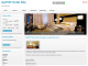 X-White Template for ApPHP Hotel Site 1.0.5 full screenshot