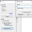 Fingerprint Login 1.2 full screenshot