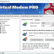 Virtual Modem PRO 3.0 full screenshot