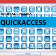 QuickAccess 2018 full screenshot