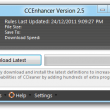 CCEnhancer 4.5.1 full screenshot