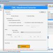 eSoftTools EML Attachment Extractor 2.5 full screenshot