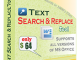 Text Search and Replace Tool 4.6.1.22 full screenshot