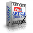 Viral Article Producer Pro 2.0 full screenshot