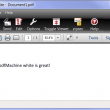 pdfMachine white 15.10 full screenshot