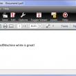 pdfMachine white 15.32 full screenshot