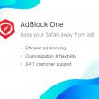 AdBlock One 1.4.2 full screenshot