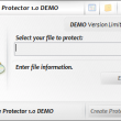 M File Protector 1.0 full screenshot