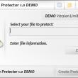 M File Protector 1.0 full screenshot