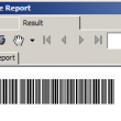 Code 39 Barcode for i-net Clear Reports 2016 full screenshot
