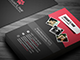 Fashion Business Card 13788 1 full screenshot