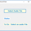 nijaVoiceToText 1.0 full screenshot
