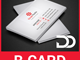 Clean and Simple Business Card 1 full screenshot