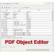 VeryUtils PDF Object Editor 2.3 full screenshot