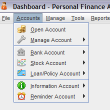 Personal Finance Assistant 7.00 full screenshot