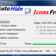 AutoHideDesktopIcons 3.33 full screenshot