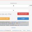 TimeClockFree 3.2 full screenshot