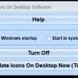 Automatically Update Icons On Desktop Software 7.0 full screenshot