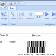 SSRS GS1 DataBar Barcode Generator 17.10 full screenshot