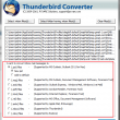 Thunderbird Migration 7.4.5 full screenshot