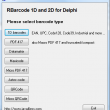 J4L RBarcode for Delphi 1.2.2 full screenshot