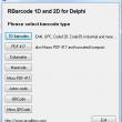 J4L RBarcode for Delphi 1.2.2 full screenshot