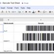 Native Google Sheets Barcode Generator 21.06 full screenshot