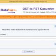 DataVare OST to PST Converter Expert 2.0 full screenshot