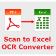 VeryUtils Scan to Excel OCR Converter 2.3 full screenshot