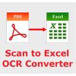 VeryUtils Scan to Excel OCR Converter 2.3 full screenshot