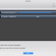 M4VGear DRM Media Converter for Mac OS X 1.0.4 full screenshot