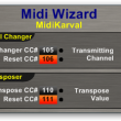 Midi Wizard  full screenshot