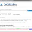 PassFixer ZIP Password Recovery 3.5 full screenshot
